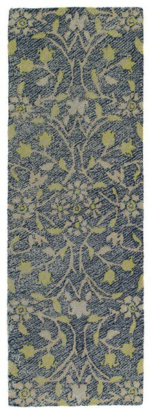Merrisa Handmade Yellow Indoor/Outdoor Area Rug by Ophelia & Co.