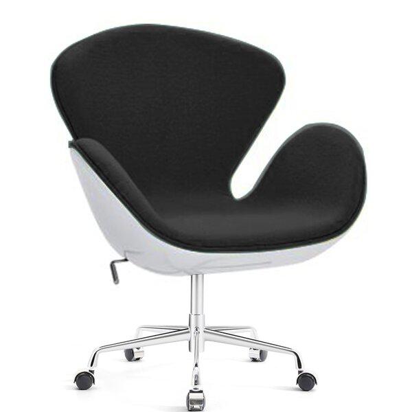 Joann Swivel Lounge Chair by Orren Ellis Orren Ellis