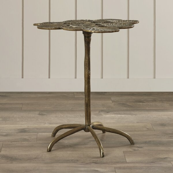 Frederica End Table by Bay Isle Home