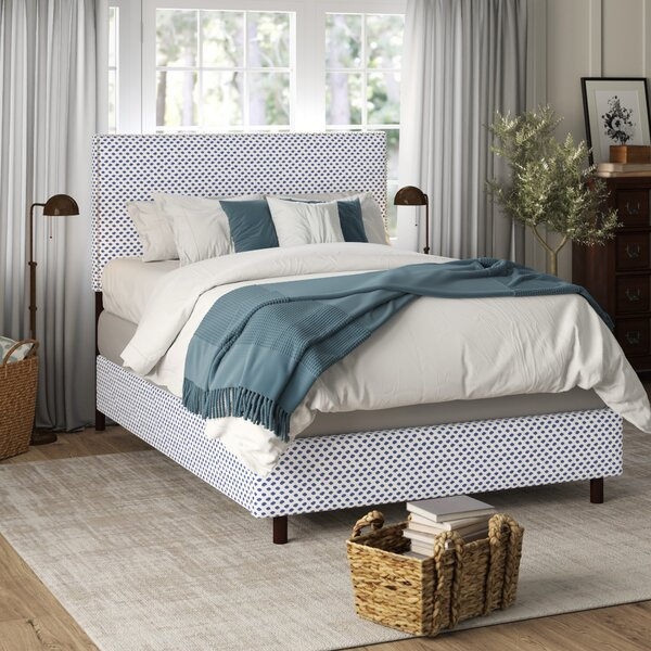 Frederick Upholstered Standard Bed by Brayden Studio