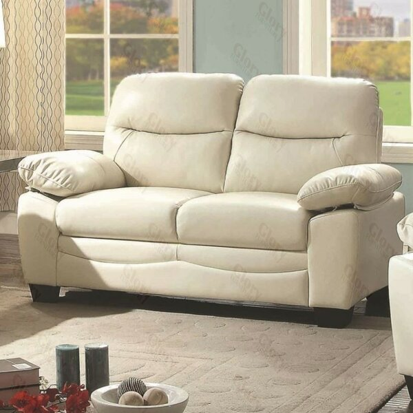 Online Shopping Cheap Mcnabb Loveseat by Red Barrel Studio by Red Barrel Studio