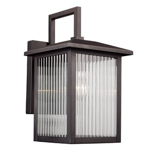 Bargain Bramble Hill Outdoor Wall Lantern By Alcott Hill