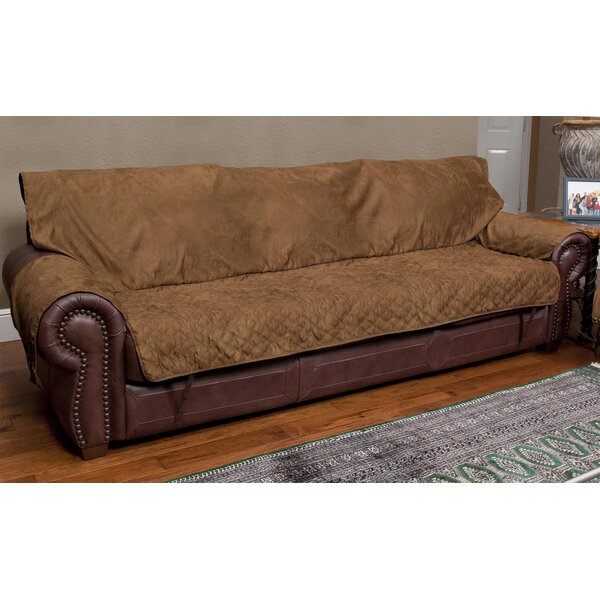 Carty Full-Fit T-Cushion Sofa Slipcover By Red Barrel Studio