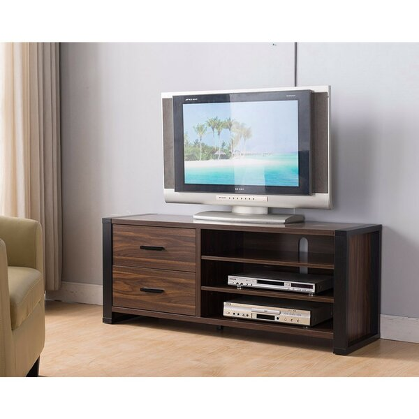 Jankowski Solid Wood TV Stand For TVs Up To 55