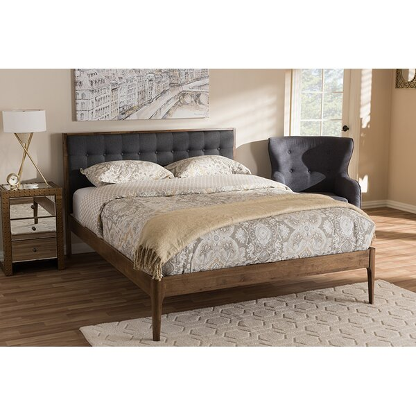Pembroke Upholstered Platform Bed by Ivy Bronx