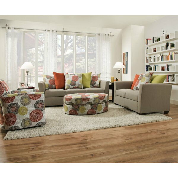Roulston Configurable Living Room Set by Red Barrel Studio