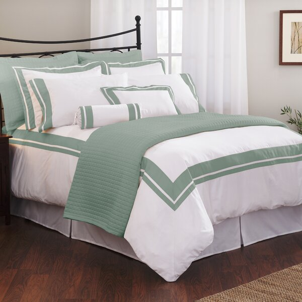 Inlay Duvet Cover Collection by Wildon Home ®