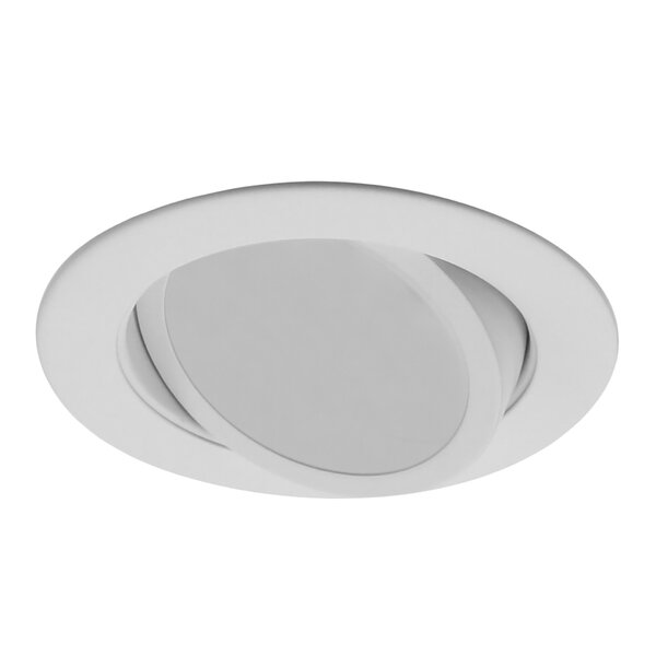 Gimbal 4 LED Recessed Retrofit Downlight by NICOR Lighting