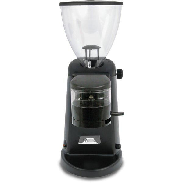 Doserless Electric Flat Burr Coffee Grinder by Ascaso