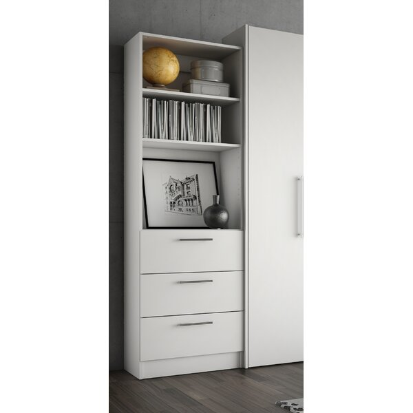 Lower Weston 3 Drawer Storage Unit by Wade Logan
