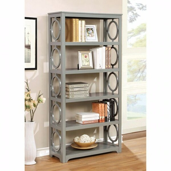 Torma Contemporary Etagere Bookcase by Red Barrel Studio