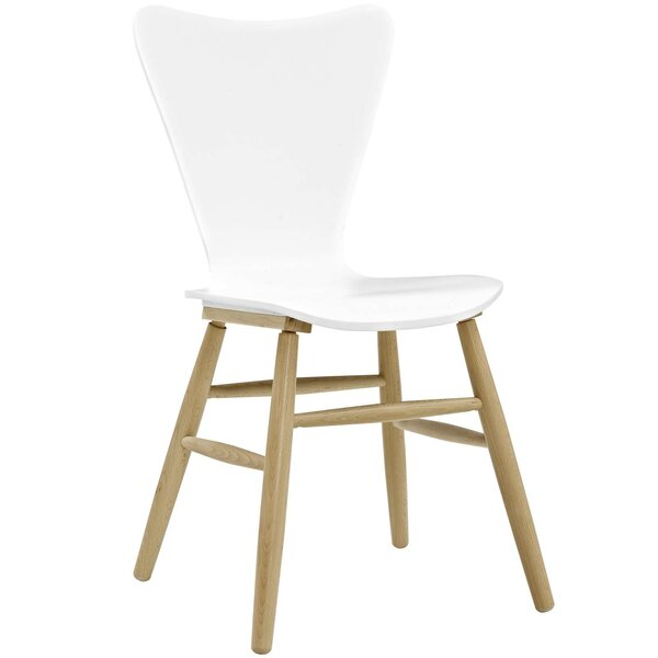 Constance Wood Dining Chair by Hashtag Home