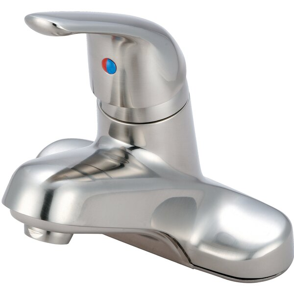 Centerset Standard Bathroom Faucet by Olympia Faucets