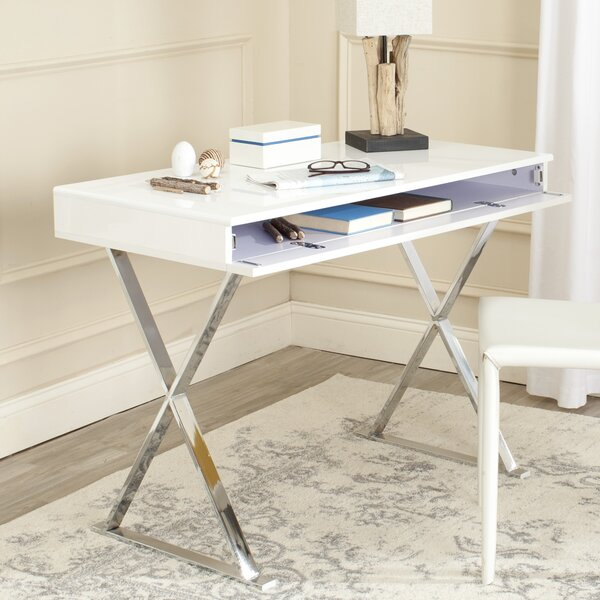 Gordon Campaign Writing Desk by Safavieh