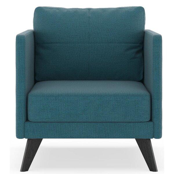 Coyle Armchair by Corrigan Studio