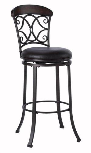 Trevelian 30 Swivel Bar Stool by Hillsdale Furniture