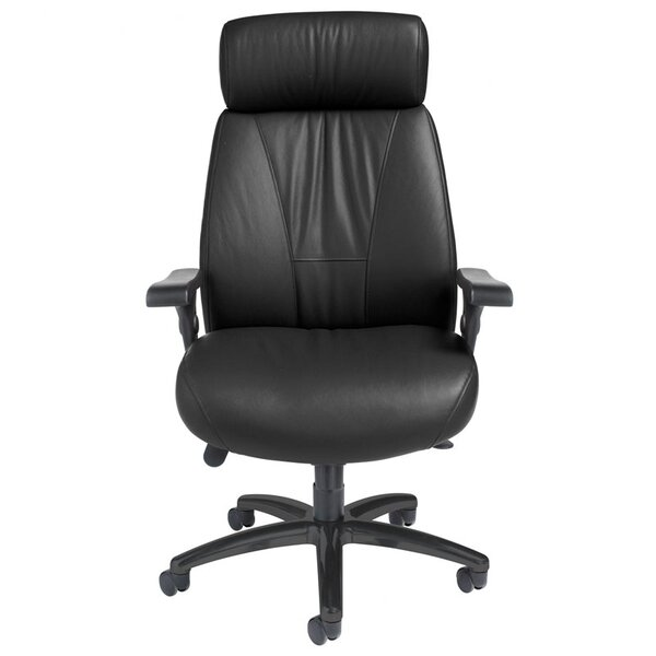 Presider High-Back Executive Chair by Nightingale Chairs