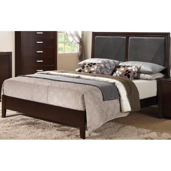 Wadhurst Upholstered Standard Bed by Red Barrel Studio