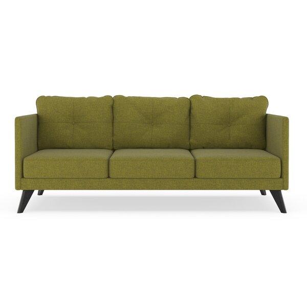 Covey Cross Weave Sofa by Corrigan Studio