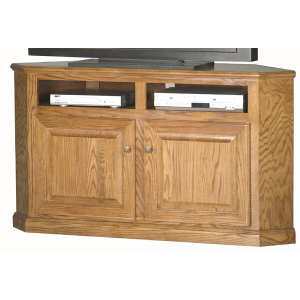Low Price Rainer Solid Wood TV Stand For TVs Up To 70