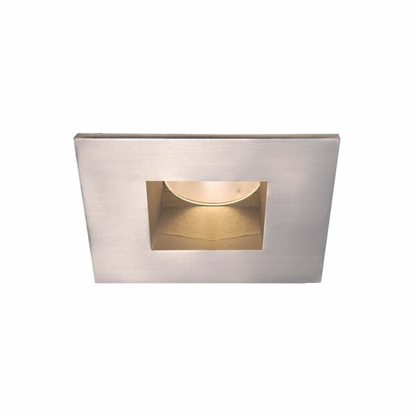Tesla 2 Square Open Reflector Recessed Trim by WAC Lighting