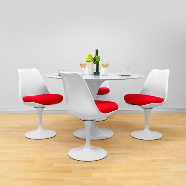 Crandell 5 Piece Dining Set by Orren Ellis