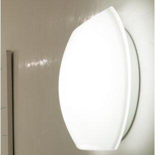 Compare & Buy Clara 1-Light Outdoor Flush Mount By Ai Lati