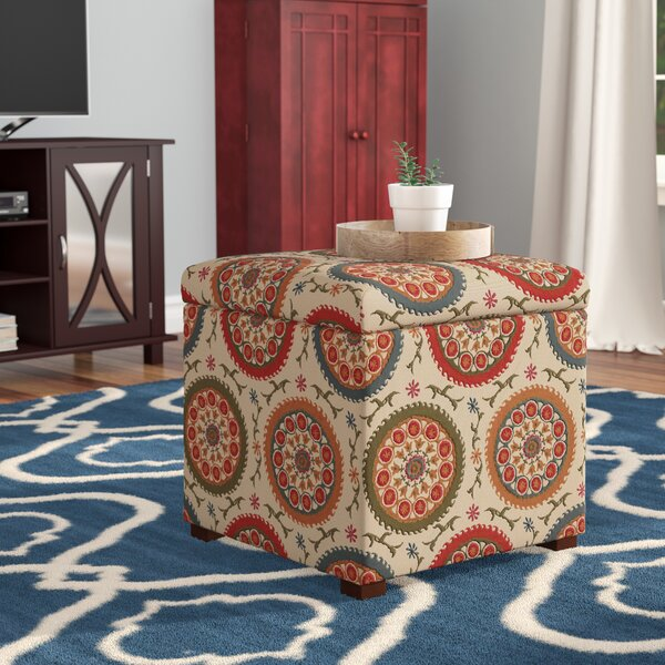 Bischof Tufted Cube Ottoman by Andover Mills Andover Mills™