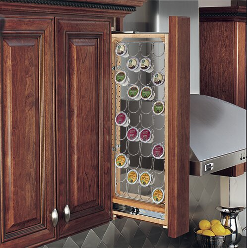 K CUP Cabinet Door Organizer by Rev-A-Shelf