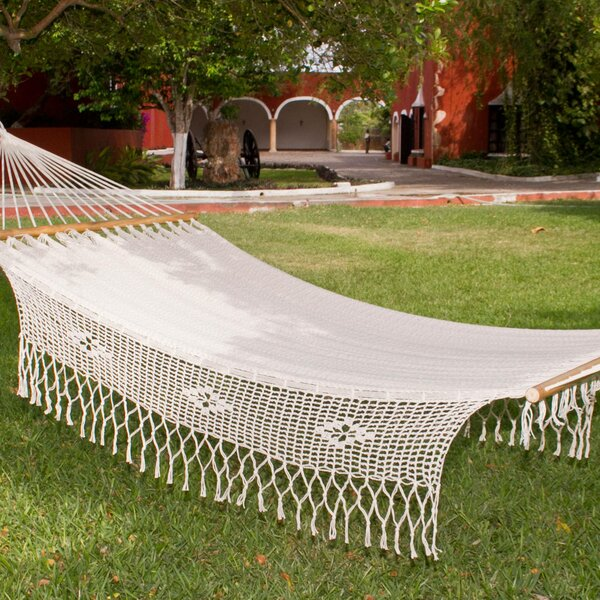 Habibah Single Person Daydreamers Heaven Tree Hammock by World Menagerie