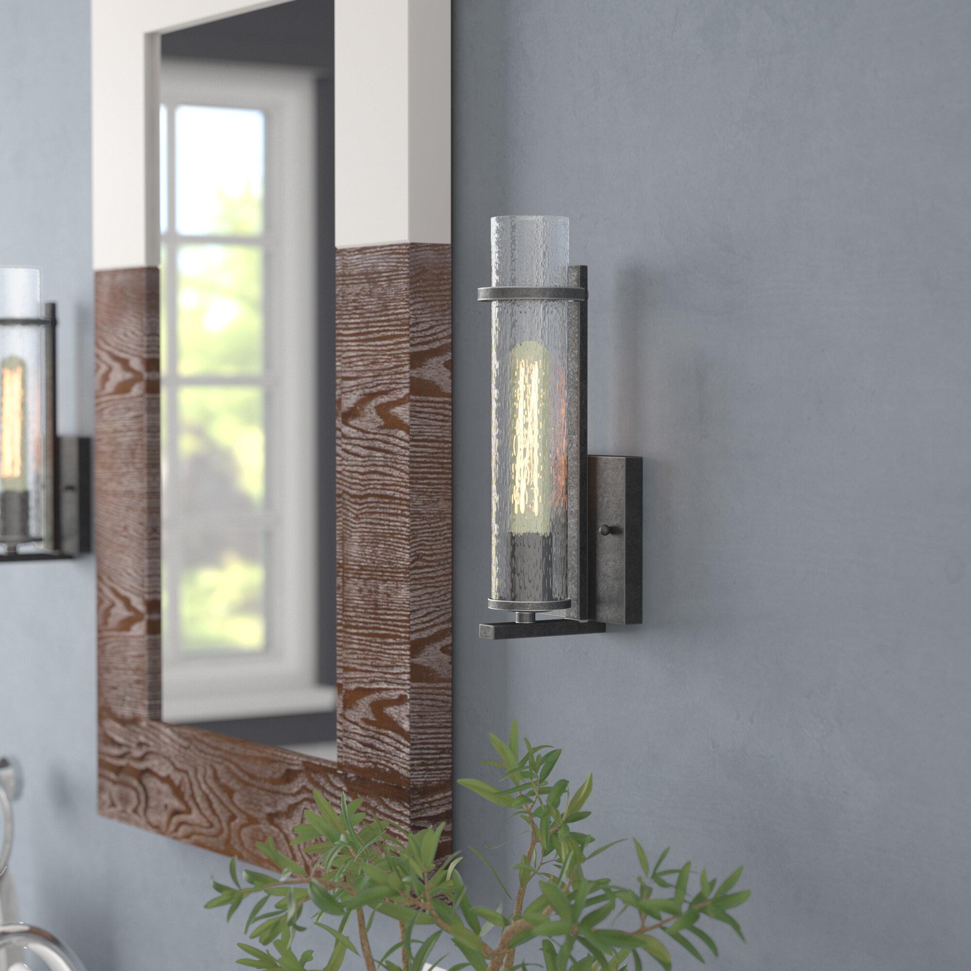 Trent Austin Design Wetumka 1-Light Bath Sconce & Reviews | Wayfair