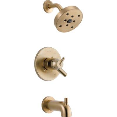 Faucet Trim Handle Bronze photo