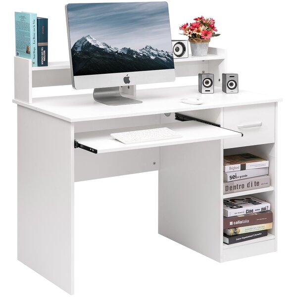 Covelo Gaming Desk with Hutch