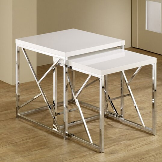 Dripping Springs 2 Piece Nesting Tables by Brayden