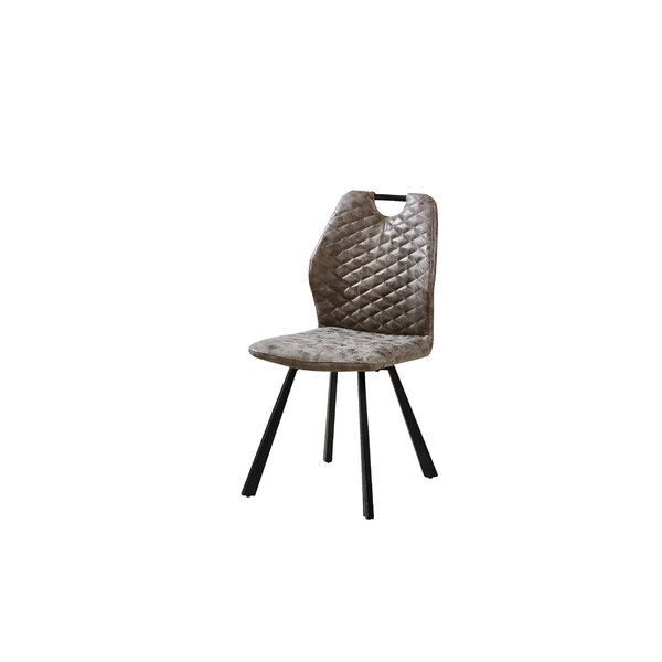 Javen Upholstered Dining Chair (Set of 2) by 17 Stories