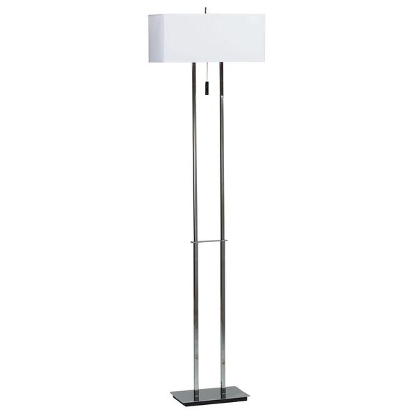 Emilio 60 Floor Lamp by Wildon Home ®
