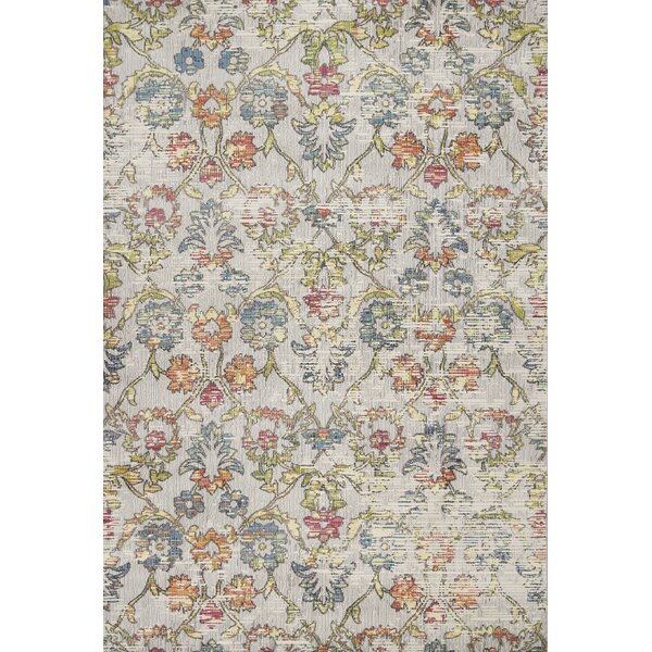 Cruise Gray Area Rug by Bungalow Rose