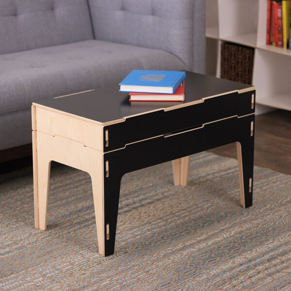 Simkins Coffee Table With Lift Top By Harriet Bee