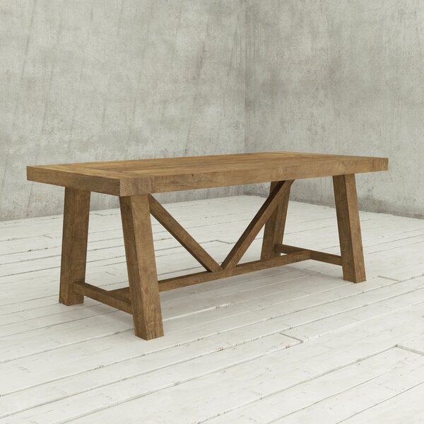 Ancona Dining Table by Urban Woodcraft