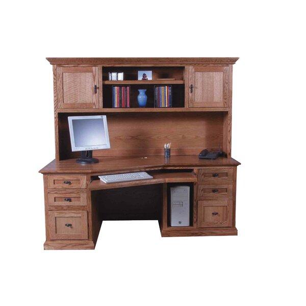 Laflamme Knob Computer Desk by Loon Peak