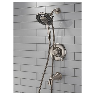 Shower Faucet Tub Stainless 168 Product Image