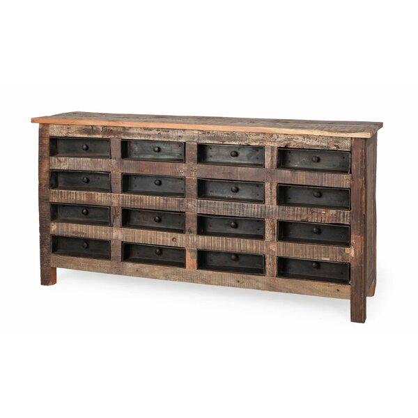 Blairwood 16 Drawers Standard Dresser by Loon Peak Loon Peak