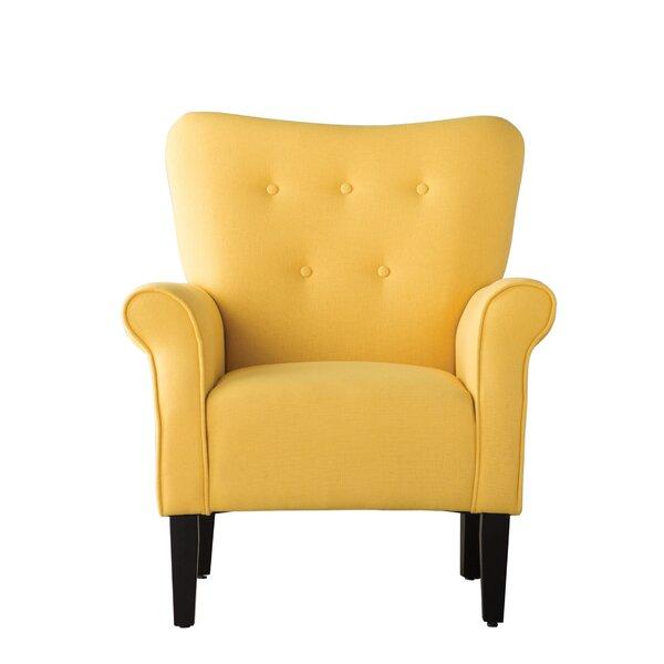Naumann Armchair By Charlton Home
