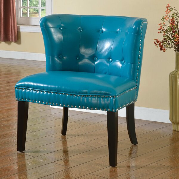 Slipper Chair (Set of 2) by BestMasterFurniture
