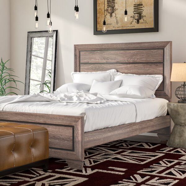 Barnsdall Standard Bed by Trent Austin Design