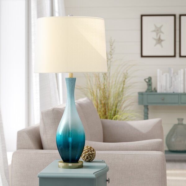Aaron 31 Table Lamp by Highland Dunes