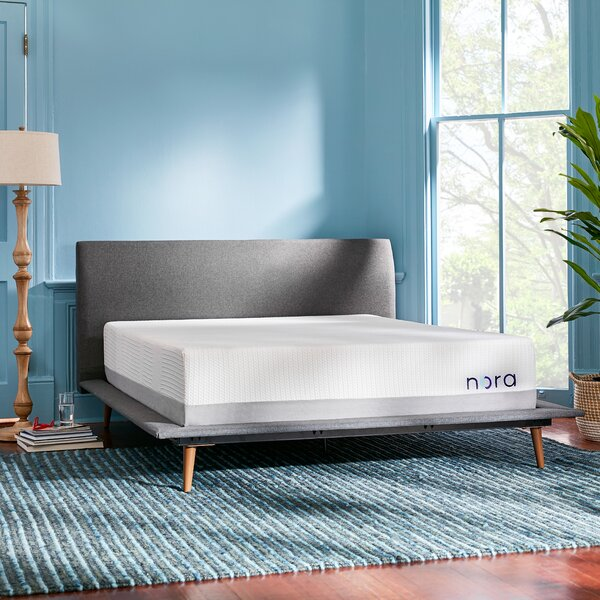 Nora 12 Medium Memory Foam Mattress by Nora
