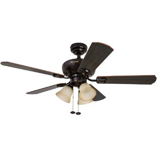 Best Reviews 44 Springhill 5 Blade Ceiling Fan By Honeywell