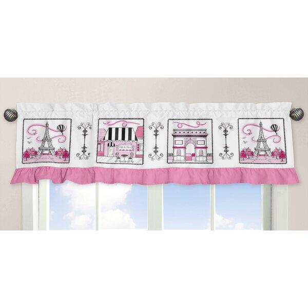 Paris 54 Curtain Valance by Sweet Jojo Designs