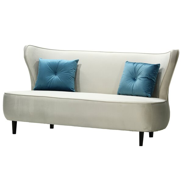 Rapheale Sofa by Everly Quinn